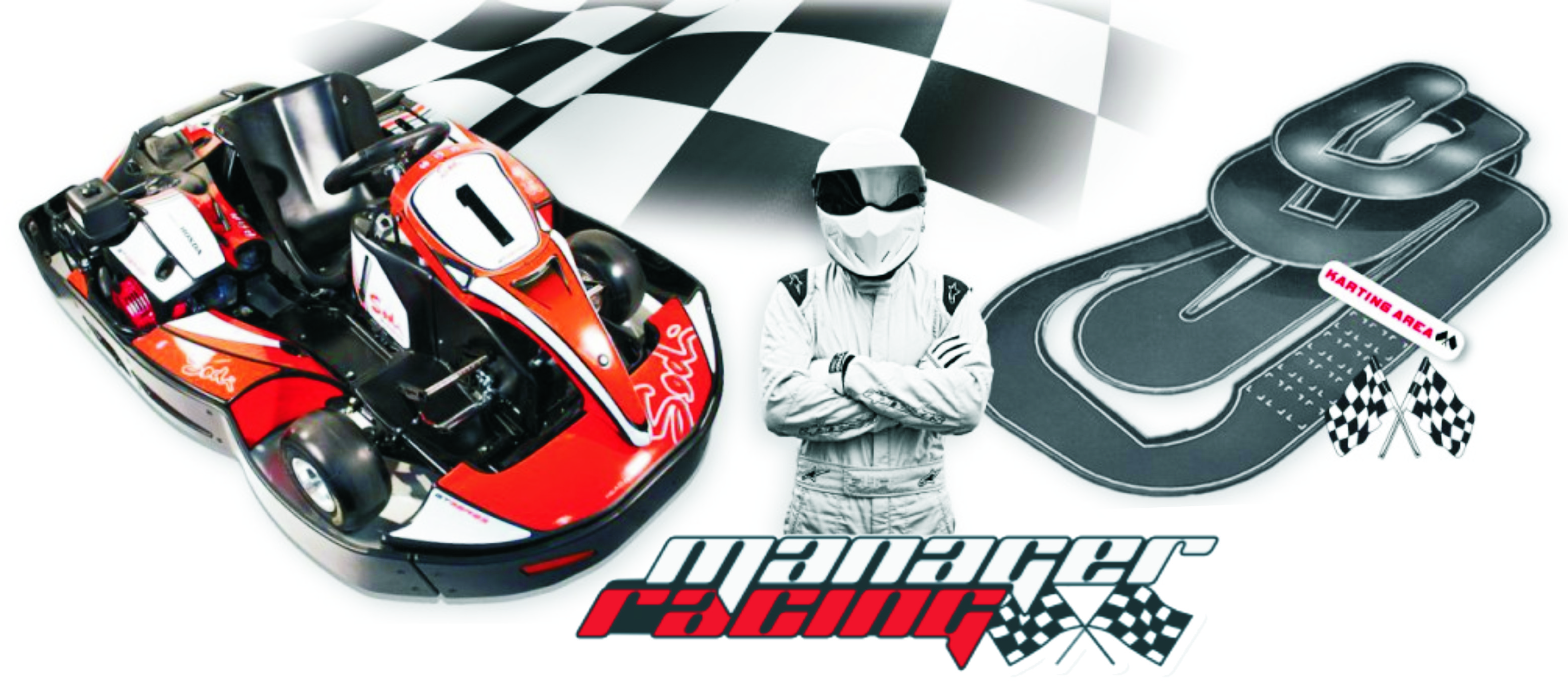MANAGER RACING I Multi-activity calendar I  KARTING AREA